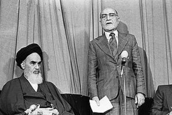Les divergences d'opinion avec l'Imam Khomeiny
