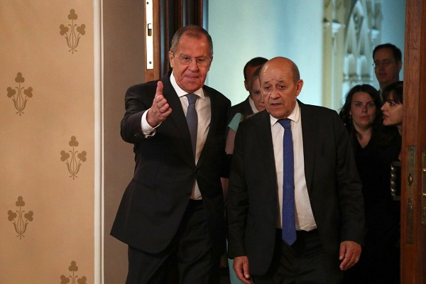 «Pas d`alternative» à l'accord nucléaire de 2015 (Lavrov)