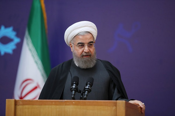 Président iranien : prendre une photo avec Rohani est impossible