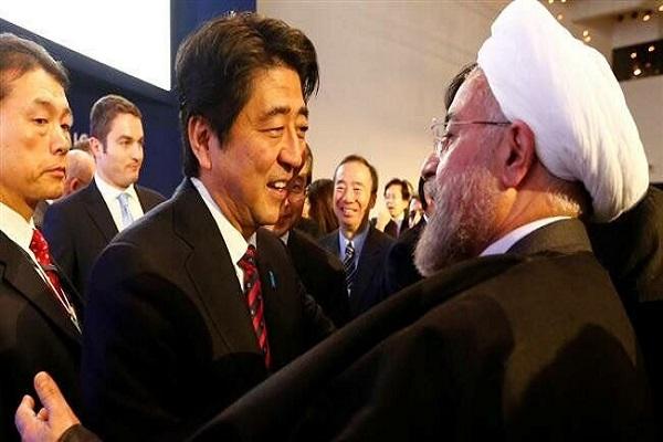 Shinzo Abé à Téhéran : « un tournant » dans les relations Iran-Japon