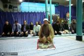 Première phase de la grande nuit de poésie dédiée à Achoura dans l'Hosseinieh de Jamaran