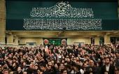 Cérémonie de la commémoration du martyr de la dame Fatima-Al-Zahra (as) à la maison de l'imam Khomeiny