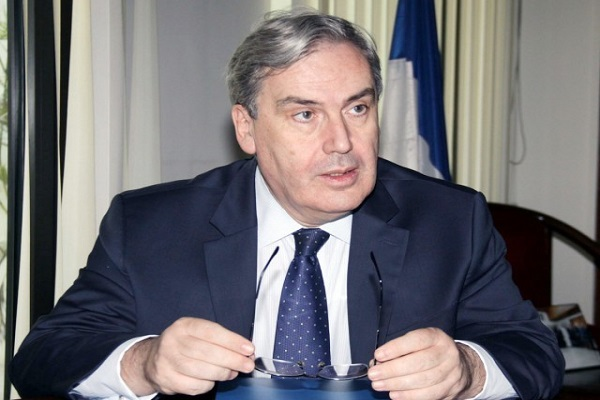 Le nouvel ambassadeur de France en Iran nommé