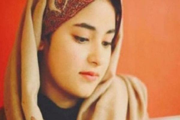 Elle abandonne Bollywood pour ses croyances islamiques