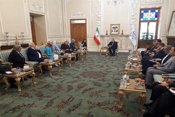 Les délégation parlementaire française enchaîne les rencontres à Téhéran