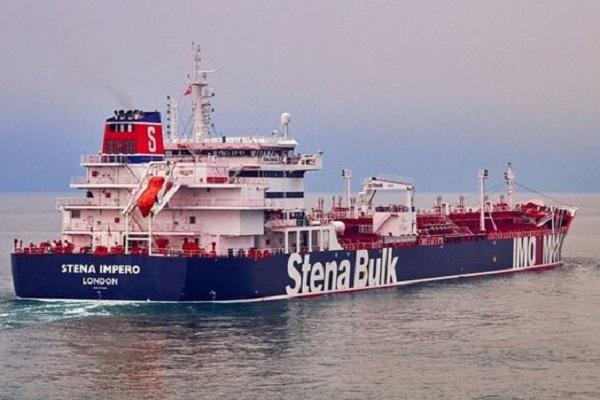 Le pétrolier britannique n'avait pas respecté le principe de passage inoffensif dans le détroit d'Ormuz