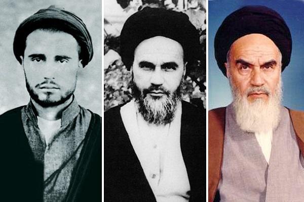 L`Enfance de l`Imam Khomeini