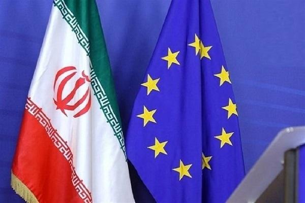 Nouveau langage juridique de l`Iran: réponse européenne