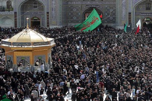 Machhad a commémoré le martyre de l'Imam Hossein (a.s)