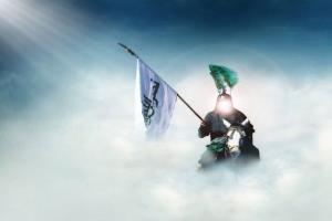 La peine et le chagrin de l`Imam Khomeiny pour les handicapés et les blessés de guerre