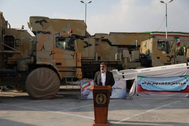 Kamalvandi: L'Iran est parmi les tops de l`industrie défensive au monde