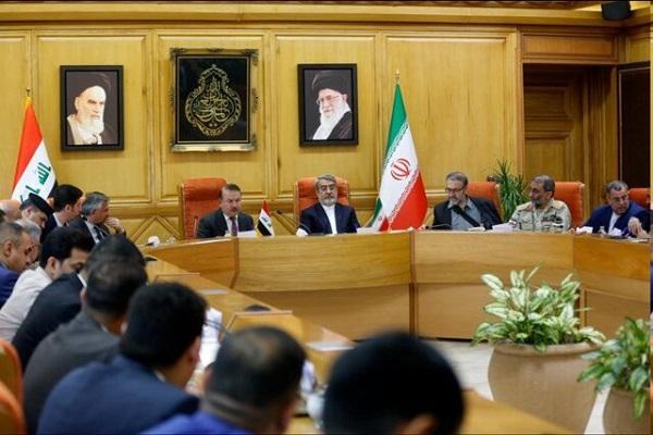 Le protocole d'entente entre l'Iran et l'Irak aide à mieux organiser l`Arbaïn (ministre iranien de l`Intérieur)