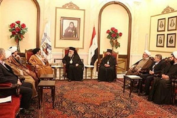 Le chef des orthodoxes syriens lit le Coran