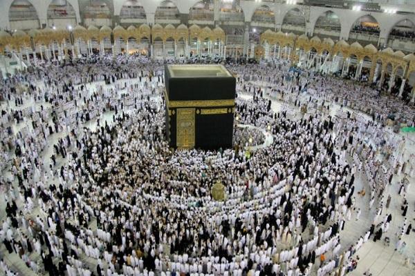 Plus de deux millions de musulmans entament le pèlerinage du hadj