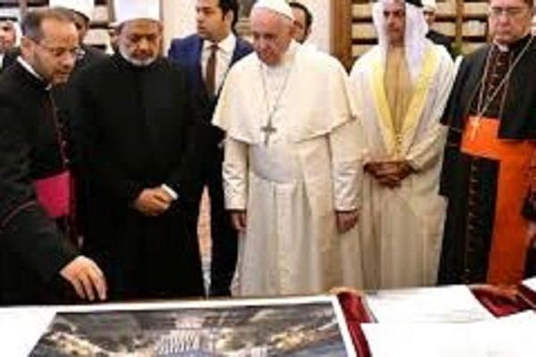 """La """"Maison d'Abraham"""", le projet inédit des trois religions monothéistes"""
