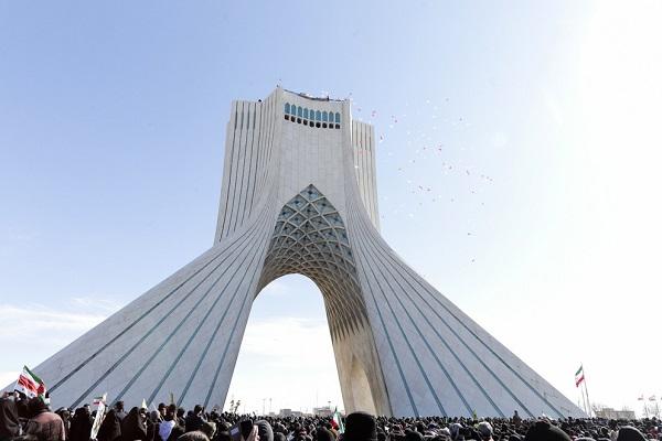 La fête de la Révolution Islamique d`Iran
