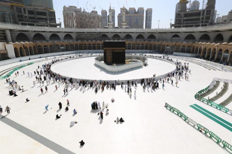 L`Arabie saoudite annonce des mesures sanitaires du Hajj 2020