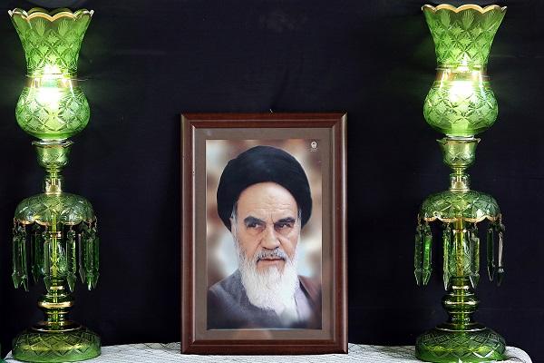 La commémoration du 31e anniversaire du  décès de l`Imam Khomeini
