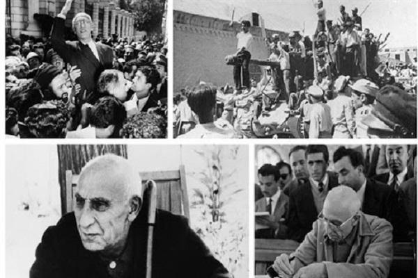Le coup d`Etat en Iran