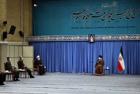 L`Iran a plus que jamais besoin d`unité et de solidarité