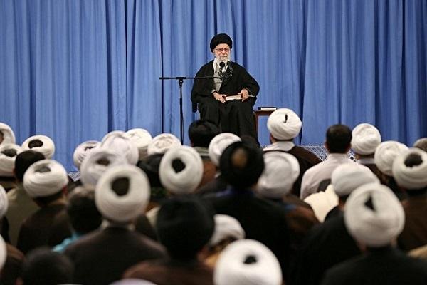 L`ayatollah Khamenei a remercié les Iraniens pour avoir déjoué les complots des ennemis