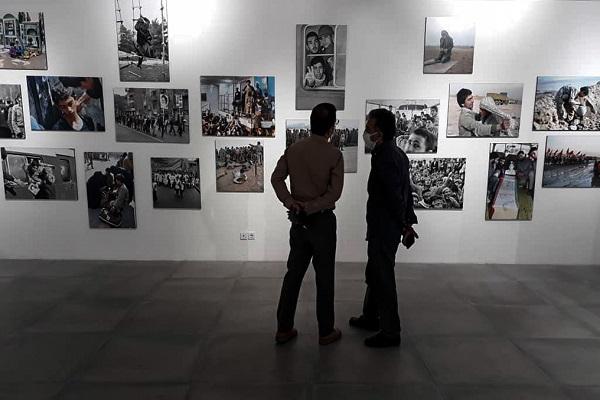 """L`exposition de photo """"les enfants de Ruhollah"""""""
