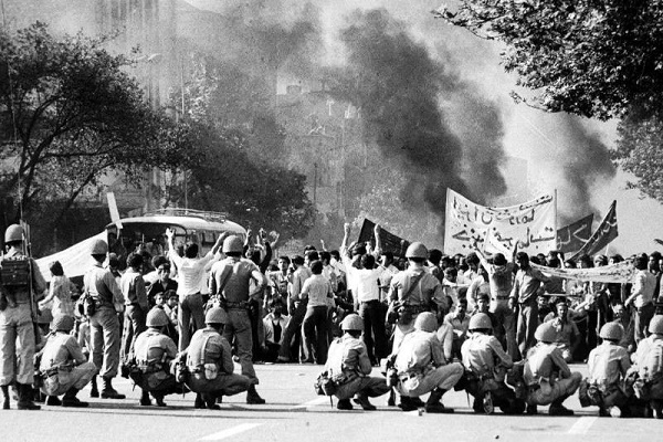 L'insurrection du 8 septembre 1978