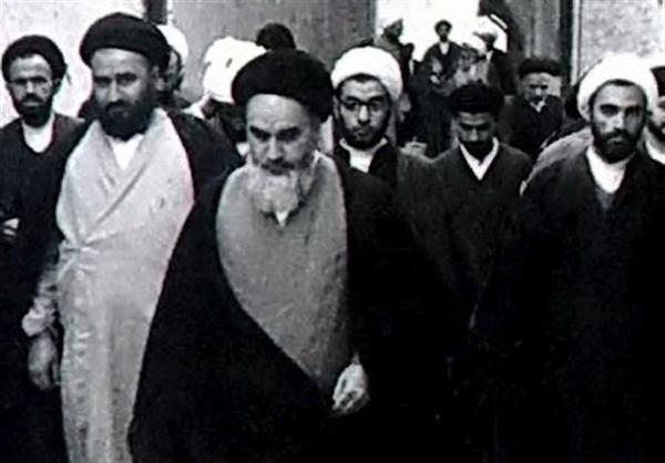 Quelle est l'histoire de la décision de l'imam Khomeini de se rendre au Koweït et de son retour en Irak?