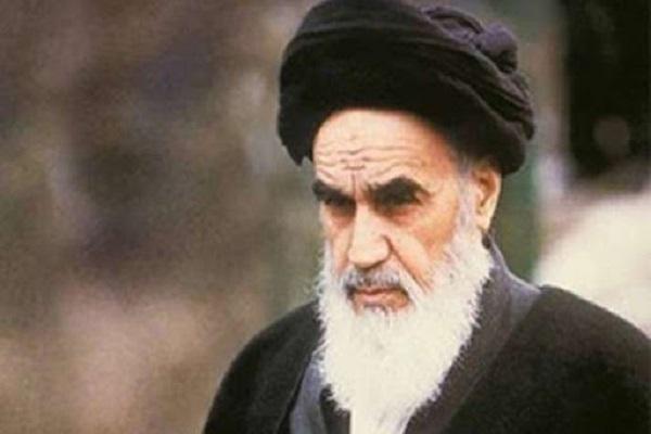La décision de l'Imam Khomeini concernant un navire de guerre américain