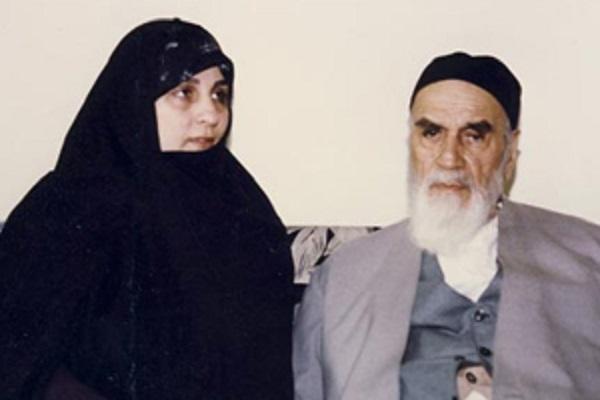Les conseils gnostiques de l'imam Khomeini à sa belle-fille !