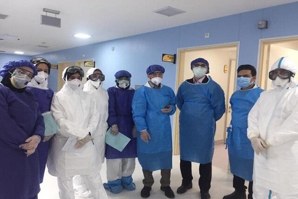 Les médecins et les infirmières sont les Moudjahids sur le chemin de Dieu.