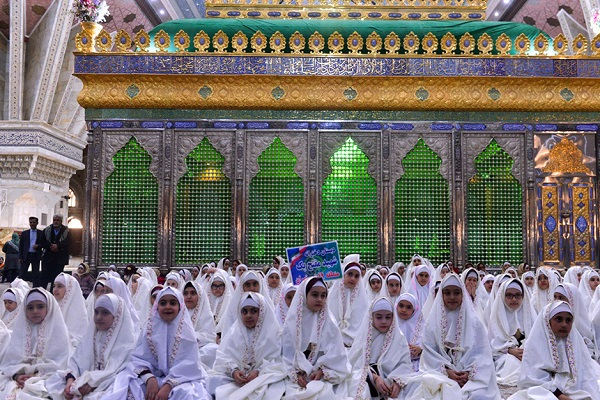 L`Anniversaire de la naissance de Hazrat Fatimah-Al Zahra