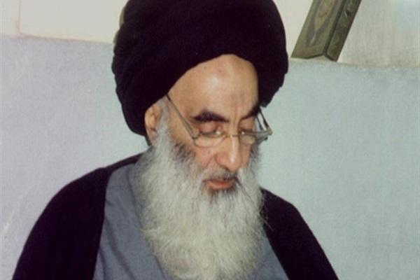 L`accent mis par l`ayatollah Sistani sur la nécessité de la solidarité et de la recherche de l`intérêt public