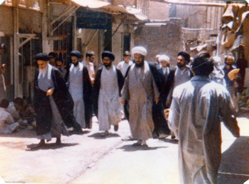 Quelle était la raison du malaise et d'essoufflement de l'Imam Khomeini?