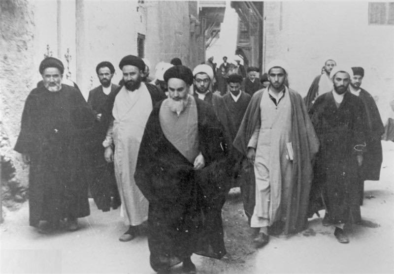 Quelle était la demande du Shah à l'Imam Khomeini?