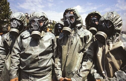 L'Iran, l'une des principales victimes des armes chimiques