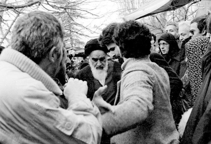 Les secrets et les non-dits du voyage de l'Imam Khomeini à Paris