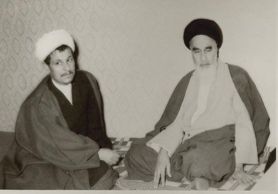 Quelle était la raison de la plainte et de la colère de l'Imam Khomeini  contre l'Ayatollah Hashemi Rafsandjani ?