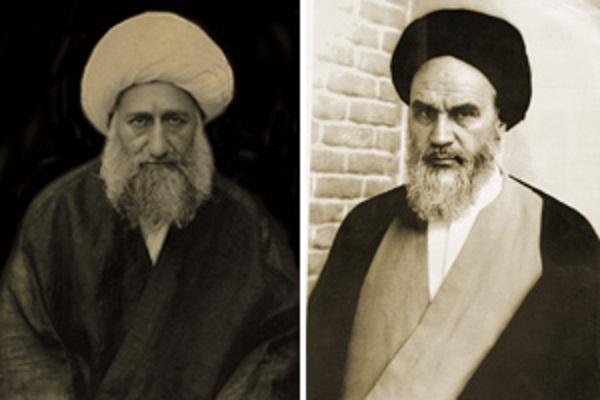 Comment l'imam Khomeini s'est-il rencontré avec l'Ayatollah ShahAbady ?!