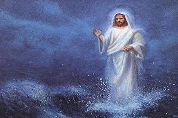 Jésus-Christ, grand messager de paix et d`amour