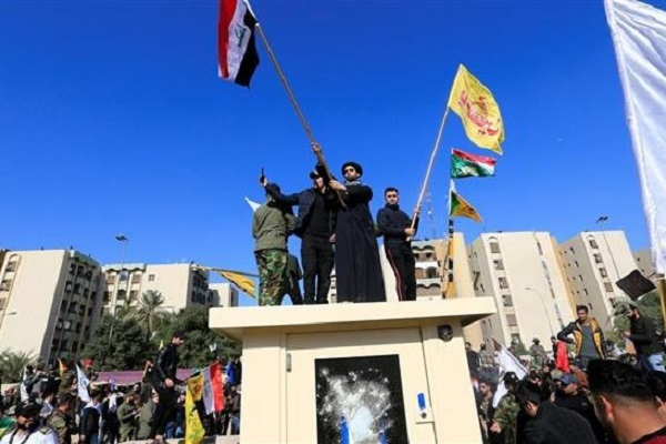 Karbala s`insurge contre les USA