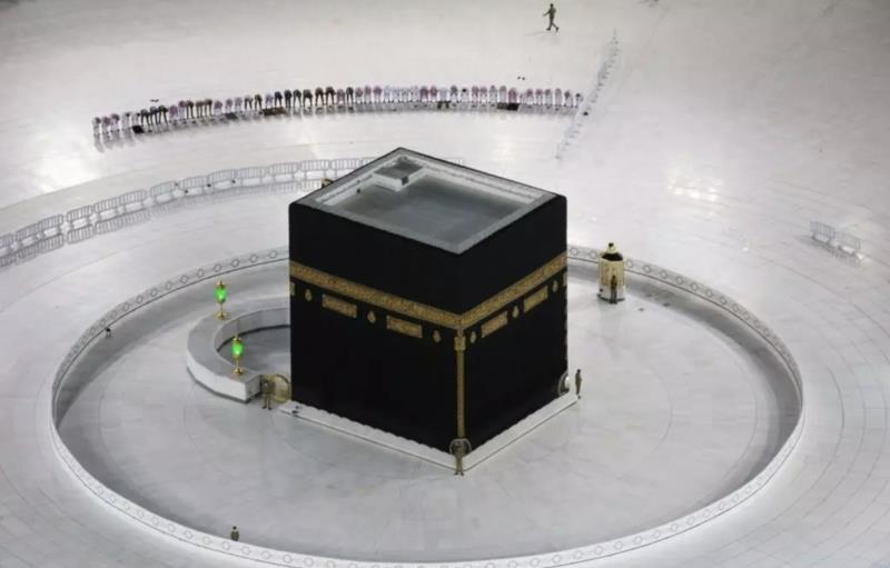 La Mecque complètement déserte pour le premier jour de Ramadan