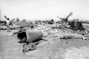 L`invasion militaire américaine à Tabas