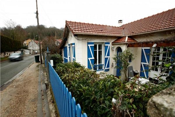 La surprise du journaliste français quand il a vu la maison de l'imam Khomeini (paix à son âme)