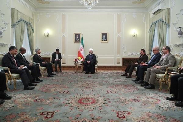 Les Etats-Unis sont obligés de cesser la pression maximale sur l'Iran, dit Rohani