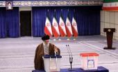 L'élection de l`assemblé du conseil islamique