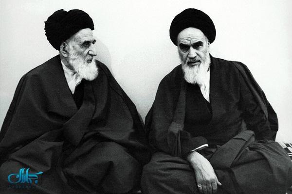 Quelques photos de l`Atayollah Passandideh, frère aîné de l`Imam Khomeini