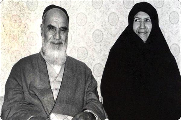 L'affliction de l'imam Khomeini pour sa femme et ses lettres pleines d'affection.