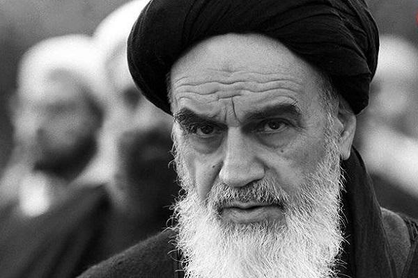 Infirmier aux yeux de l`imam Khomeiny