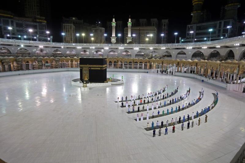 10 000 pèlerins internationaux à La Mecque pour la Omra